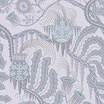 Ice Palace Pink tapetti, pinnoittamaton