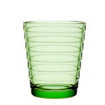 Aino Aalto tumbler 22 cl, apple green, set of 2