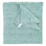 Nyytti giant towel, white - green