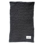 Big Waffle kitchen and wash cloth, dark grey