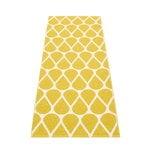 Otis rug 70 x 200 cm, mustard - vanilla