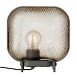 Virva table lamp, linen
