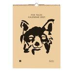 Teemu Järvi Illustrations Fox Tales calendar 2021
