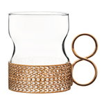 Tsaikka cup, rose gold, 2pcs