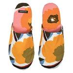 Rosarium slippers, S, white