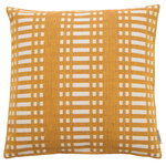 Nereus cushion cover, ochre