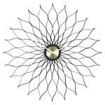 Sunflower Clock sein�kello