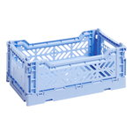 Colour crate, S, light blue