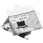 Moomin Life kitchen towel, 2 pcs
