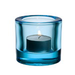 Kivi votive, light blue
