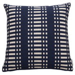 Nereus cushion cover, dark blue