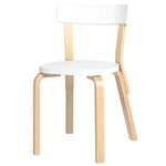 Aalto chair 69, white