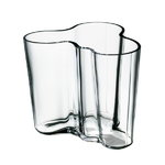 Aalto vase 95 mm, clear