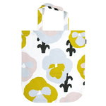 Orvokki tote bag, yellow
