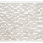 P�re laudeliina, 46 x 150 cm, pellava-valkoinen