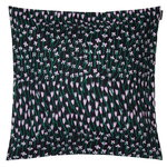 Apilainen cushion cover 45 x 45 cm, dark blue-lilac-green