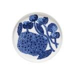Piatto Oiva - Mynsteri 13,5 cm, blu - bianco