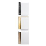 Wall Case magazine holder, white