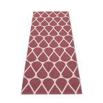 Otis rug 70 x 200 cm, rose taupe - pale rose