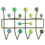 Hang it all coat rack, green