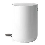 Pedal bin 7 L, white