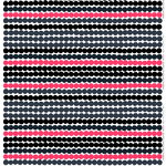 R�symatto fabric, pink