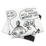 Moomin Women kitchen towel, 2 pcs