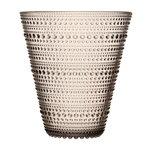 Kastehelmi vase 154 mm, linen