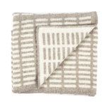 Siena blanket, natural-white