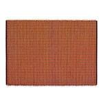 Rope rug, 170 x 240 cm, Terracotta