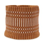 Helios fabric basket S, brick