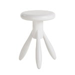 Baby Rocket stool, white