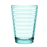 Aino Aalto tumbler 33 cl, water green, set of 2