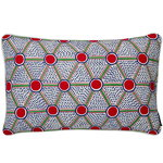 Cushion 57 x 35 cm, Cells