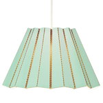 Model No. 1 pendant lamp, polar green