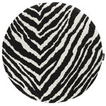 Zebra seat cushion