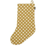 Okko Christmas Stocking, natural white - beige