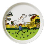 Pippi plate 19 cm, Moves In