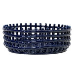 Ferm Living Ceramic centerpiece, blue