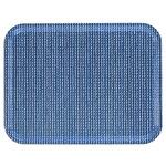 Artek Rivi tray, 43 x 33 cm, blue - white