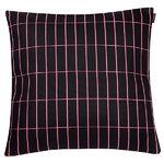 Pieni Tiiliskivi cushion cover, pink - dark blue