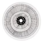 Oiva - Siirtolapuutarha plate 25 cm