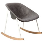 Kola light rocking chair, wood