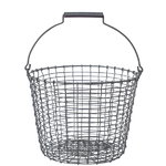 Korbo Wire bucket 16, galvanized