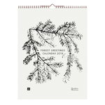 Forest Greetings calendar 2018