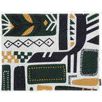 Svaale coated cotton placemat