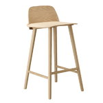 Muuto Nerd bar stool, low