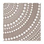 Kastehelmi paperiservetti 33 cm, pellava