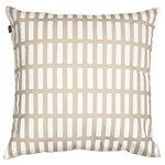 Artek Siena tyynynpäällinen, 50 x 50 cm, hiekanruskea - valkoinen
