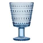Bicchiere Kastehelmi 26 cl, 2 pz, blu acqua